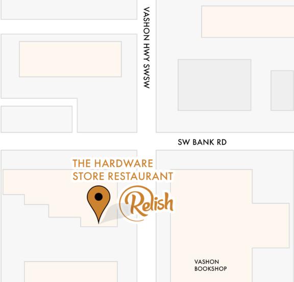 Relish Map Custom